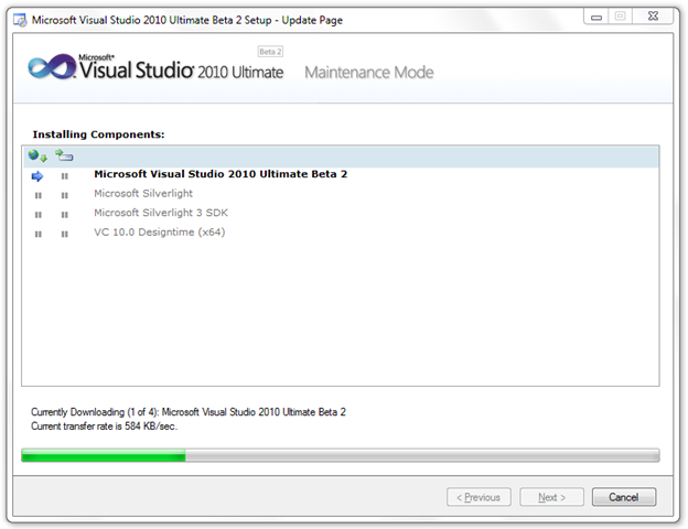 Visual-Studio-2010-Maintenance-Mode