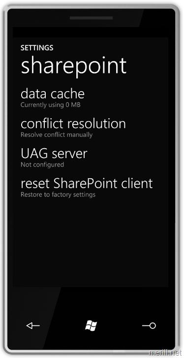 SharePoint Client