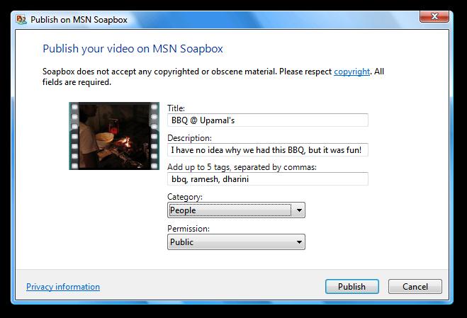 PublishVideoOnSoapbox